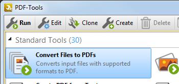 <Strong> Redigera och uppdatera PDF-filer </strong> <br> <br> Använda trettio <strong> standardverktyg </strong> för att skapa, redigera, uppdatera, konvertera och säkra PDF-dokument.