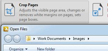 <Strong> Redigera dokumentsidor </strong> <br> <br> Beskär, OCR, optimera, överlappa, ändra storlek, rotera, infoga, ersätta och radera dokumentsidor.