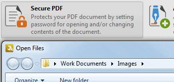 <Strong> Säkra PDF-filer </strong> <br> <br> Använd ett certifikatsbaserat digitalt ID för att lägga till och underteckna signaturfält. (Digitala signaturer kan också tas bort om inte dokumentsäkerhet förhindrar det). Lägg till tidsstämplar på dokumentnivå för att verifiera signaturer. Använd certifierade signaturfält för att certifiera dokument. Lägg till anpassningsbart lösenord till dokument.
